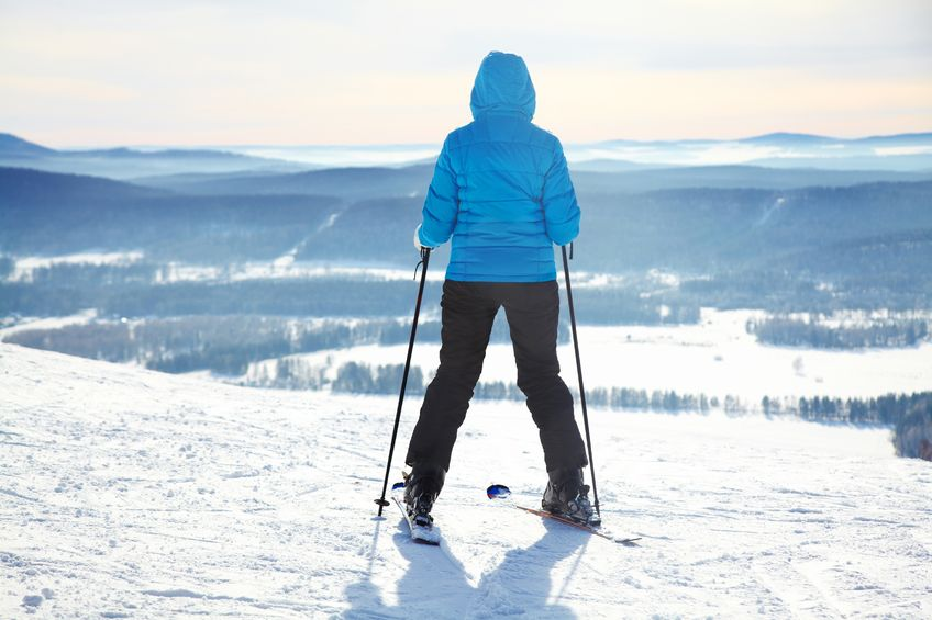 Finding Jobs at a Ski Resort